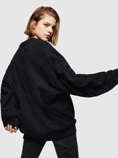 Diesel - F-ARAP-A, Black - Sweaters - Image 2