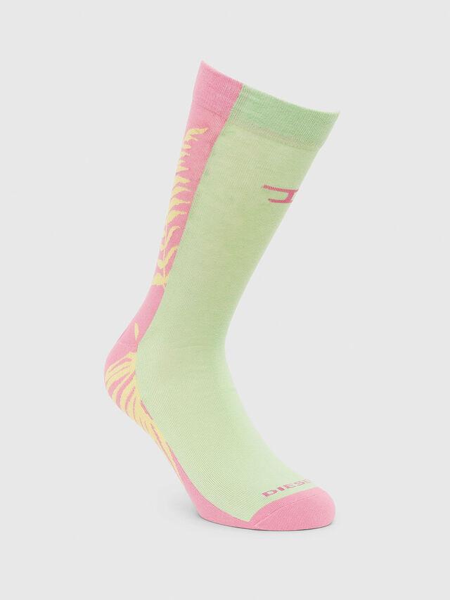 Diesel - SKM-RAY, Pink - Socks - Image 1