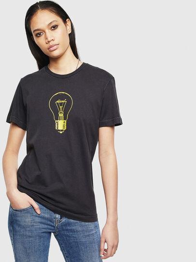 Diesel - T-DIEGO-S9, Black - T-Shirts - Image 2