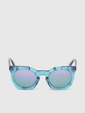 DL0270, Azure - Sunglasses