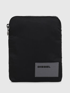 F-DISCOVER CROSS, Black - Crossbody Bags