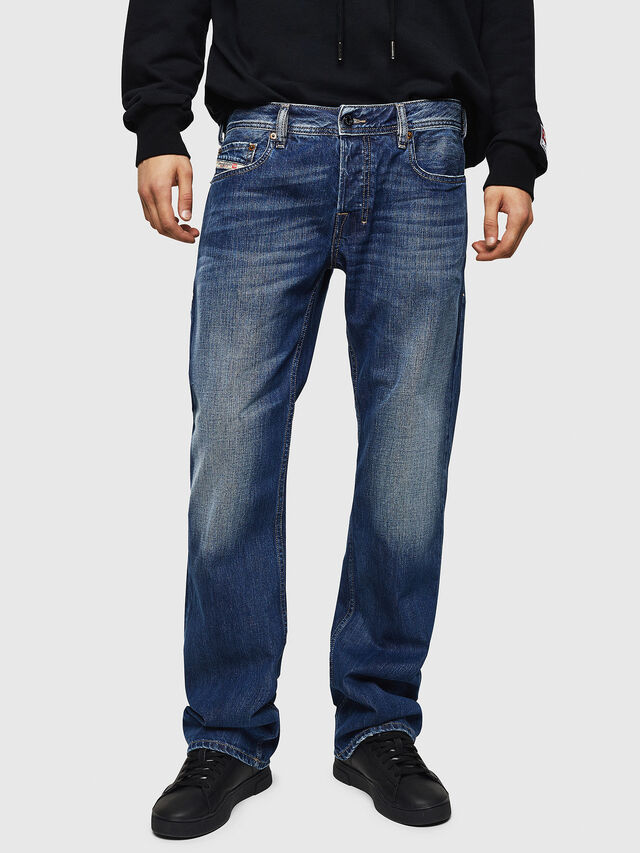 Diesel - Zatiny 008XR, Medium blue - Jeans - Image 1