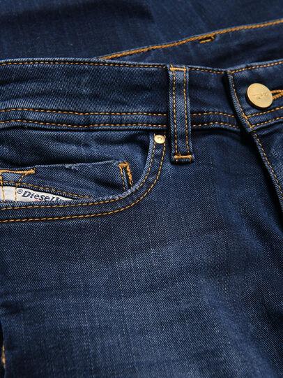 Diesel - SLEENKER-J-N, Medium blue - Jeans - Image 3