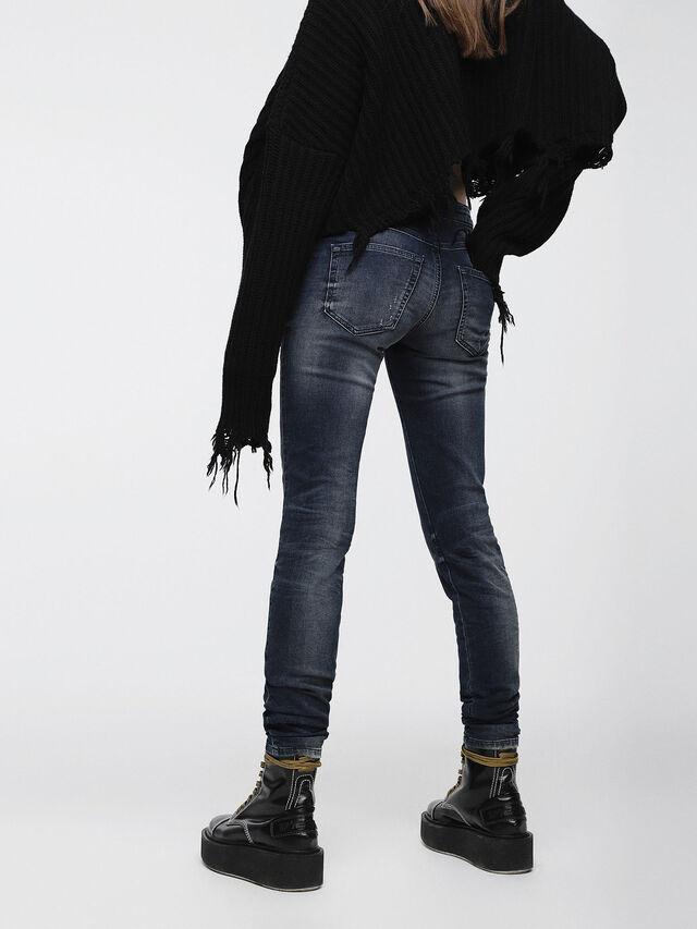 Gracey JoggJeans 0686W, Dark Blue
