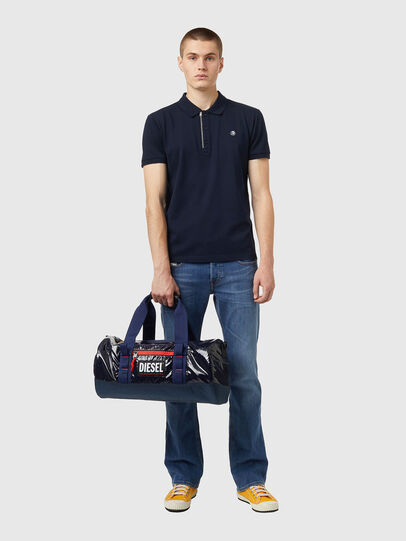 Diesel - YORI, Blue - Travel Bags - Image 6