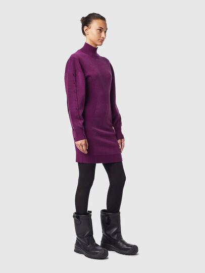 Diesel - M-NUNAVUT, Violet - Dresses - Image 4
