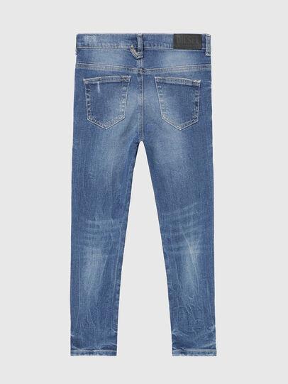 Diesel - D-SLANDY-HIGH-J, Medium blue - Jeans - Image 2