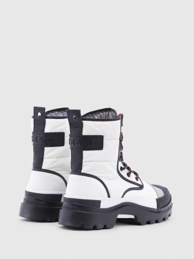 Diesel - D-VAIONT DBB, White/Black - Boots - Image 3