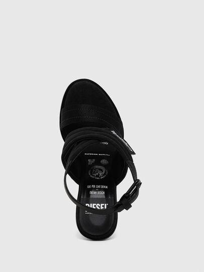 Diesel - SA-FLAMINGO XR, Black - Sandals - Image 5