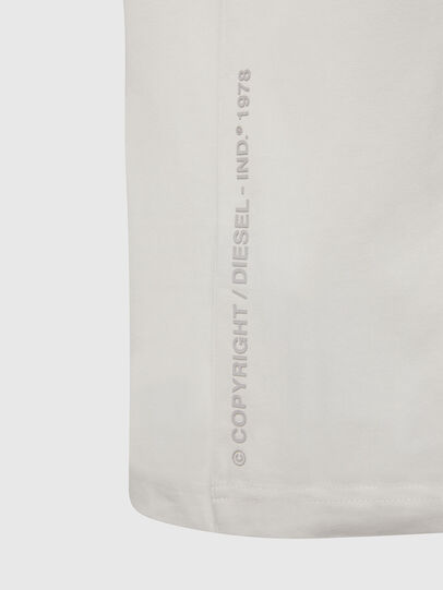 Diesel - T-JUST-X61, White - T-Shirts - Image 4