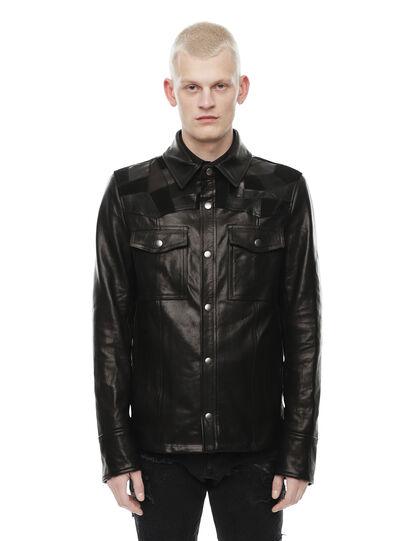 Diesel - LASTREET,  - Leather jackets - Image 1