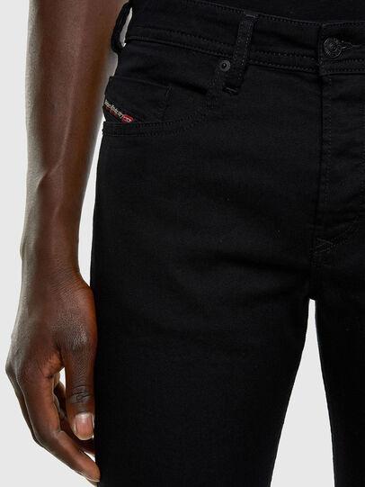 Diesel - Buster 0688H, Black/Dark grey - Jeans - Image 3