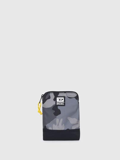 Diesel - VYGA, Grey/Black - Crossbody Bags - Image 1