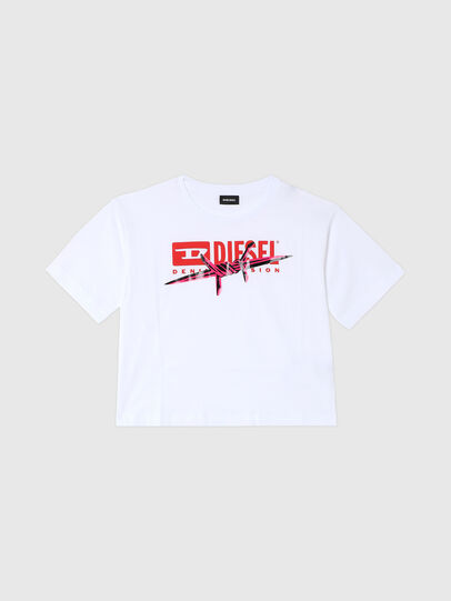 Diesel - TLISA, White - T-shirts and Tops - Image 1