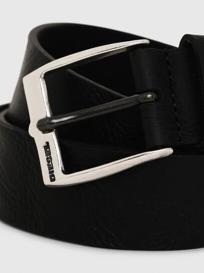 Diesel - B-WHYZ, Black - Belts - Image 2