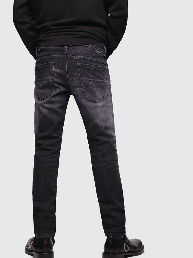 Diesel - Thommer 087AM, Black/Dark grey - Jeans - Image 2