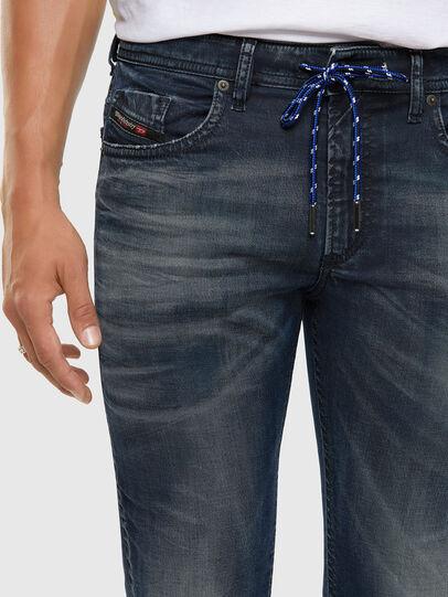 Diesel - Thommer JoggJeans® 069NT, Dark Blue - Jeans - Image 3