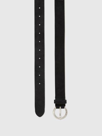 Diesel - B-RINGNEW, Black - Belts - Image 3