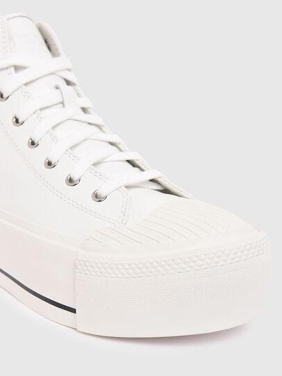 Diesel - S-ASTICO MC WEDGE, White - Sneakers - Image 4
