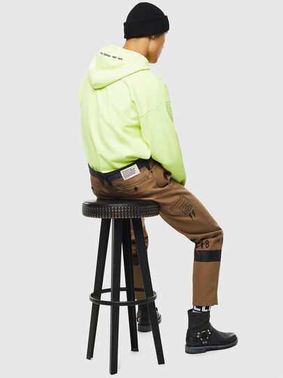 Diesel - P-KAPP, Brown/Black - Pants - Image 7