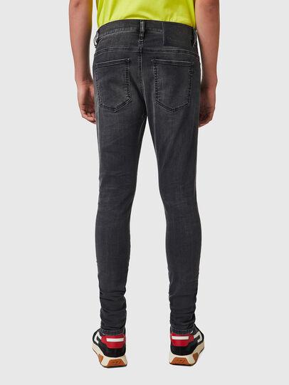 Diesel - D-Istort 069YC, Black/Dark grey - Jeans - Image 2