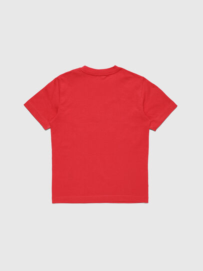 Diesel - TDIEGOA7, Red - T-shirts and Tops - Image 2