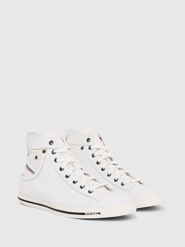 Diesel EXPOSURE I, White - Sneakers - Image 2