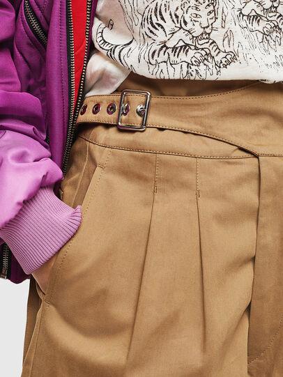 Diesel - S-BISA, Light Brown - Shorts - Image 3