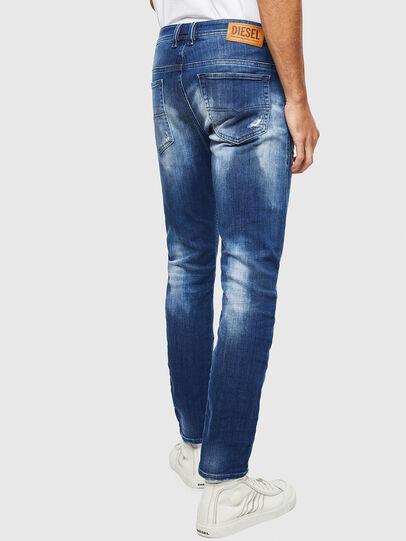 Diesel - Thommer JoggJeans 0099S, Dark Blue - Jeans - Image 2