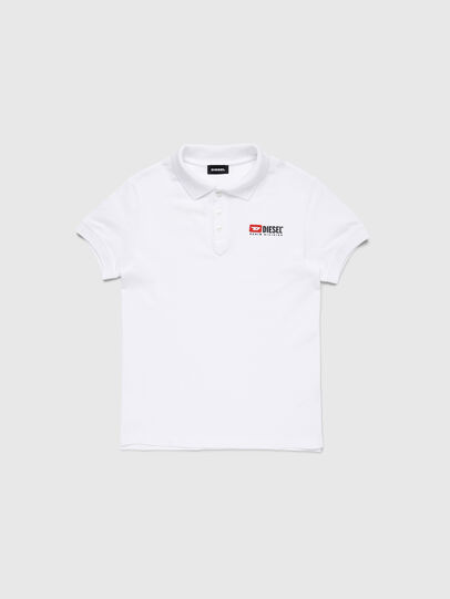 Diesel - TWEETDIV, White - T-shirts and Tops - Image 1