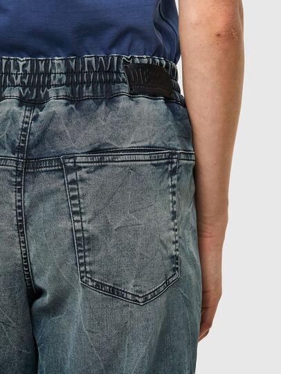 Diesel - Krailey JoggJeans® 069YG, Medium blue - Jeans - Image 4
