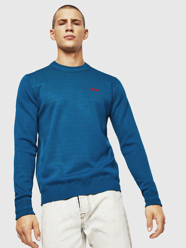 K-LUISS, Blue - Knitwear