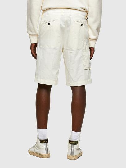 Diesel - P-HATY, White - Shorts - Image 2