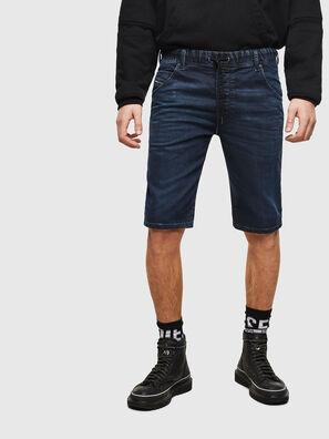 D-KROOSHORT JOGGJEANS, Dark Blue - Shorts