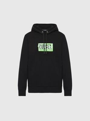 F-MAGDALENA-E1, Black - Sweaters