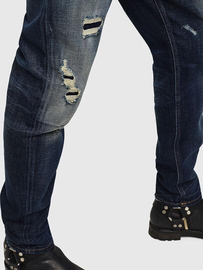Diesel - D-Eetar 0890W, Dark Blue - Jeans - Image 4
