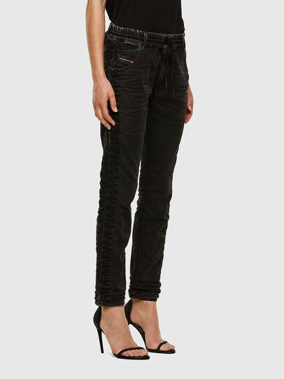 Diesel - KRAILEY JoggJeans® 009FY, Black/Dark grey - Jeans - Image 5