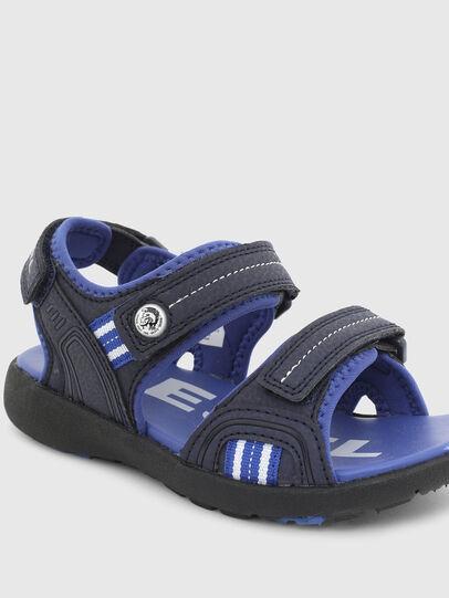 Diesel - S-ANDAL CH, Blue - Footwear - Image 6