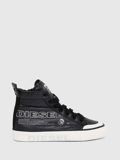 Diesel - SN MID 07 MC LOGO CH, Black - Footwear - Image 1