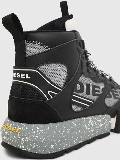 Diesel - S-PADOLA MID TREK, Black/Grey - Sneakers - Image 5