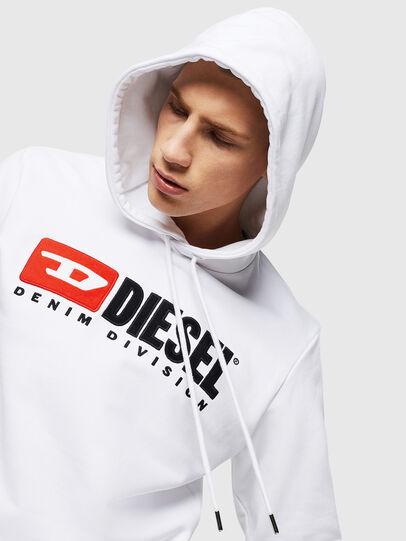 Diesel - S-GIR-HOOD-DIVISION,  - Sweaters - Image 3