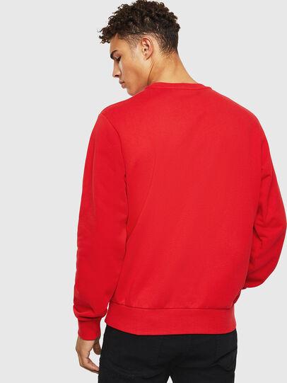 Diesel - S-GIRK-J2, Red - Sweaters - Image 2