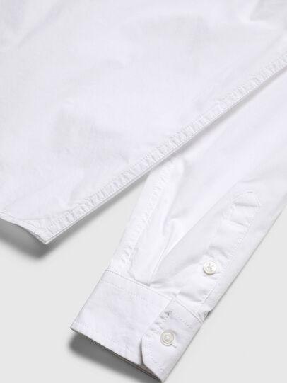 Diesel - CSBILL, White - Shirts - Image 5