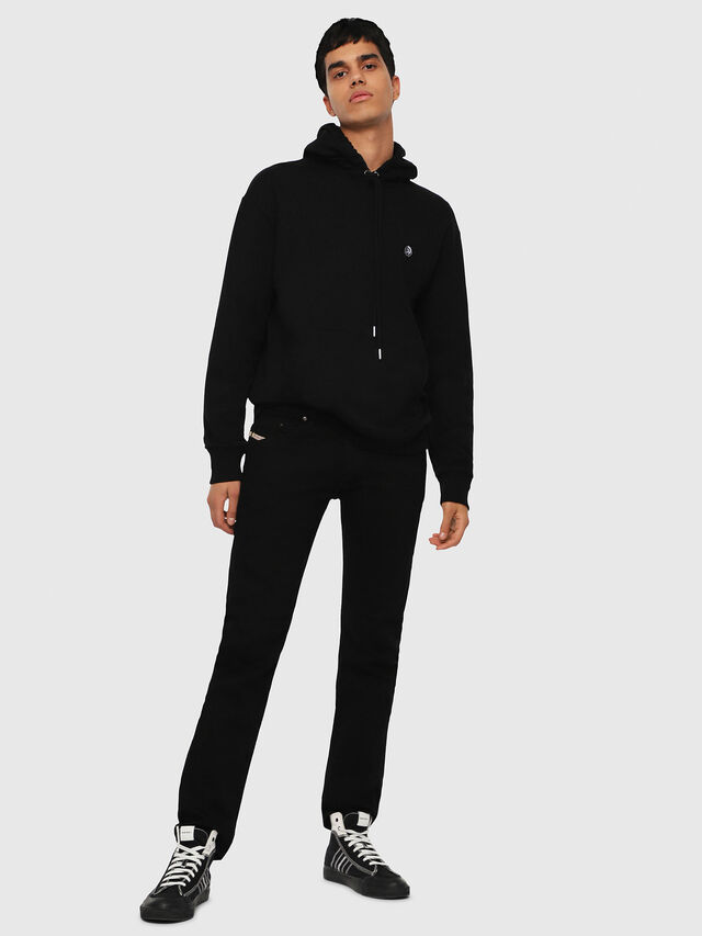 Diesel - Belther 0886Z, Black/Dark grey - Jeans - Image 4