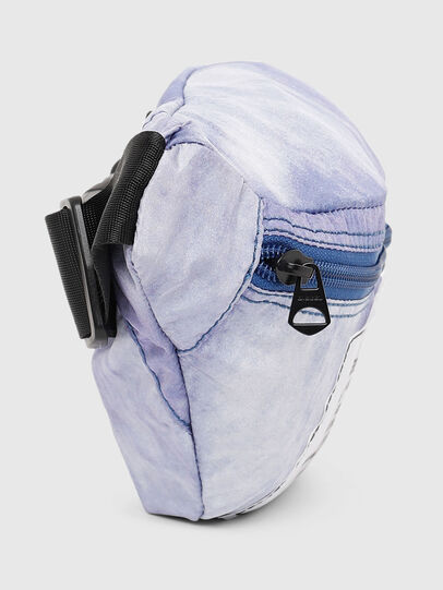 Diesel - BELTPAK, Light Blue - Belt bags - Image 3