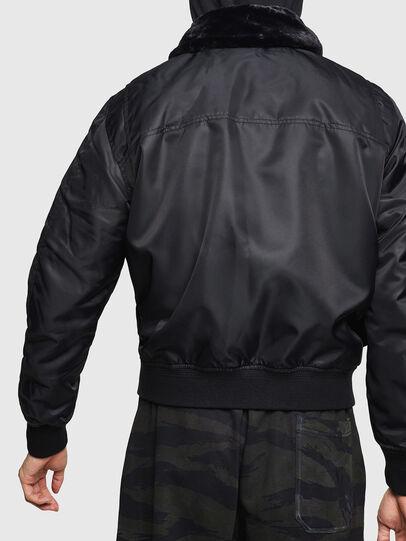 Diesel - W-SLOTKIN-A,  - Winter Jackets - Image 2