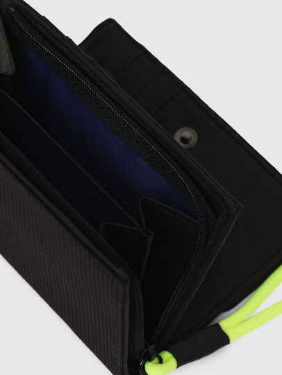 Diesel - YOSHI, Black - Small Wallets - Image 4