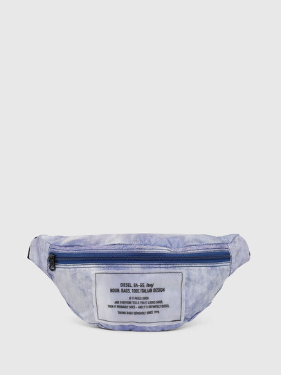 Diesel - BELTPAK, Light Blue - Belt bags - Image 1