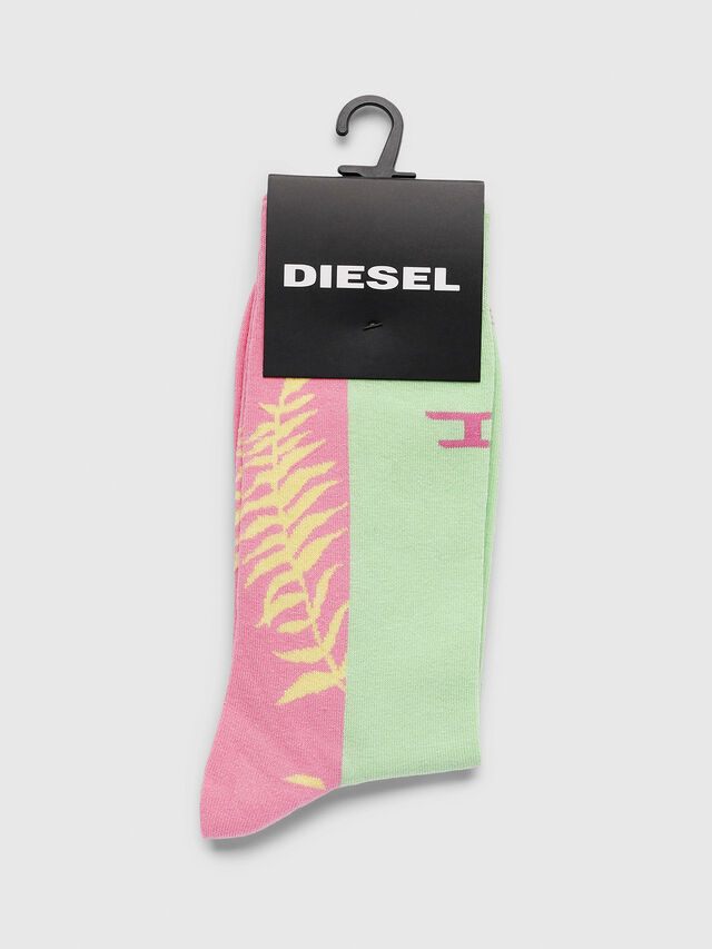 Diesel - SKM-RAY, Pink - Socks - Image 2