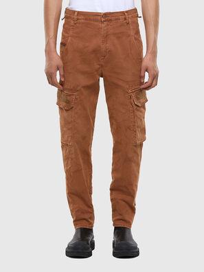 D-Krett JoggJeans 069RJ, Light Brown - Jeans